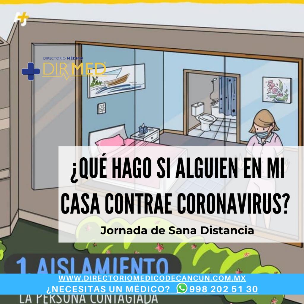 Coronavirus (COVID-19): Cuidados en el hogar y precauciones